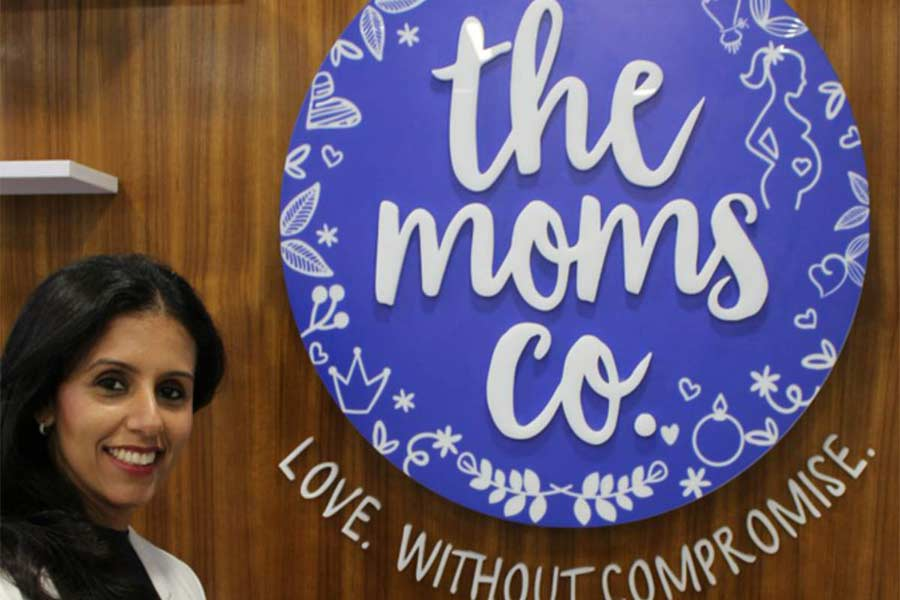 Malika Sadani, Founder of The Mom's Co