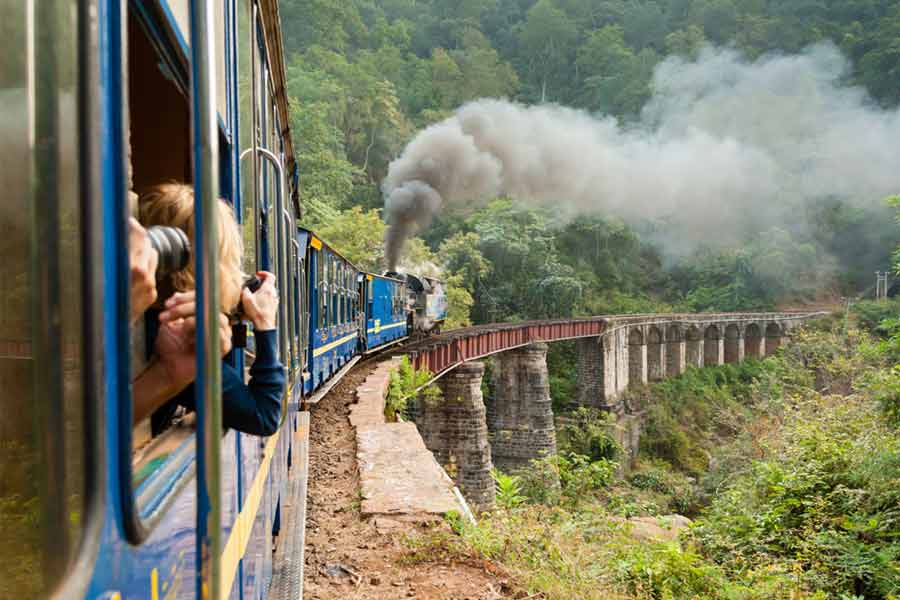 How to reach Coimbatore from Ooty?