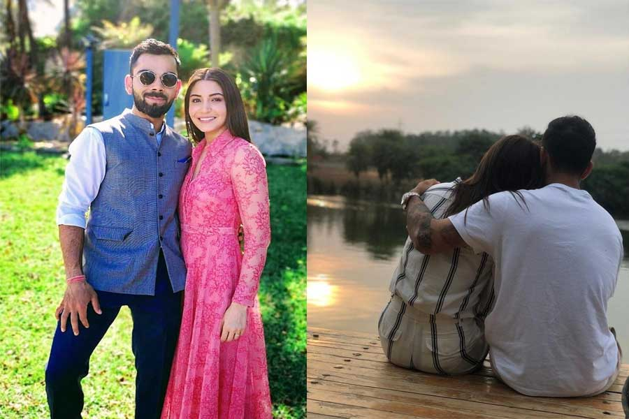 Virat Kohli Gives Sweetest Surprise to Wifey Anushka on Her Birthday Which Looks No Less Than Any Romantic Scene of a Movie
