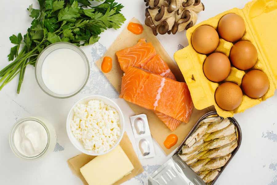 Eat serotonin food