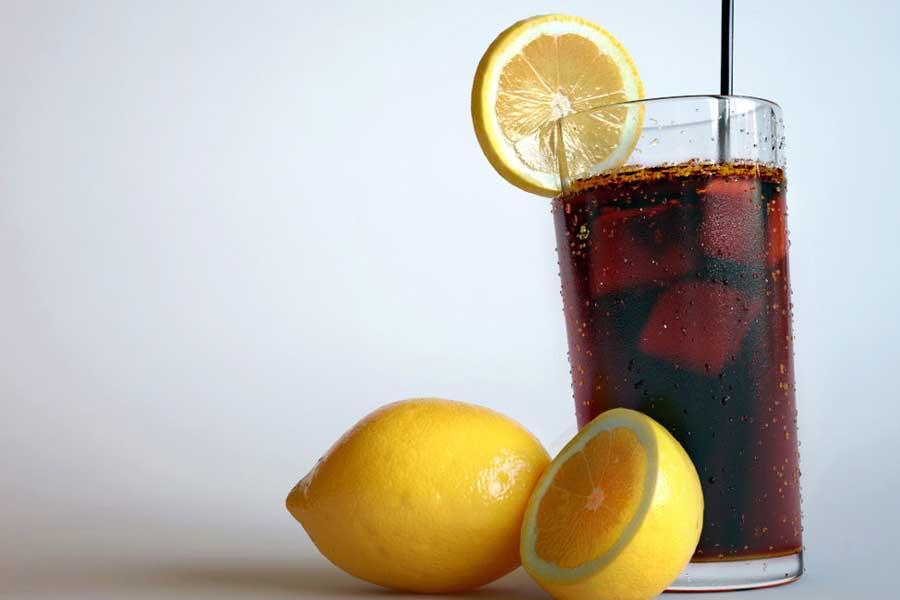 Coke and Lemonade
