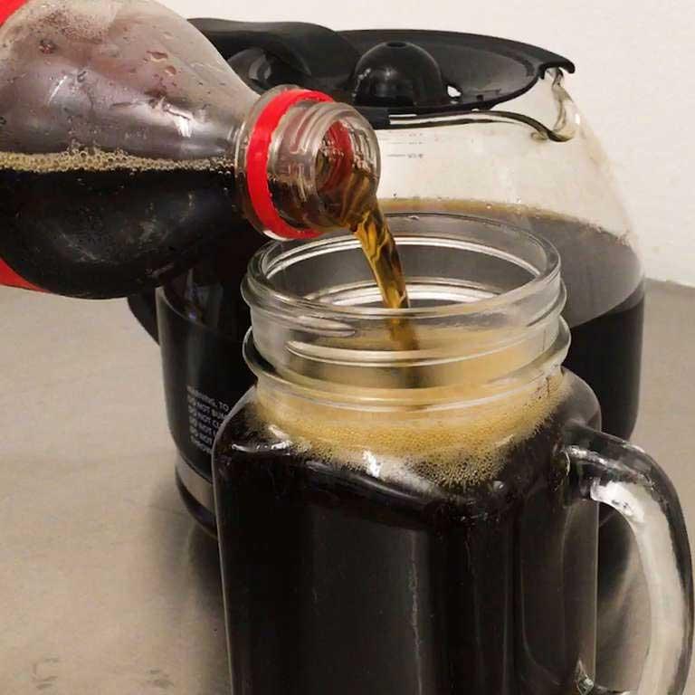 Coke and Coffee