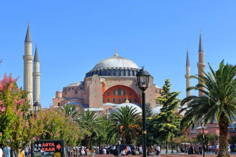 Hagia Sophia, Istanbul