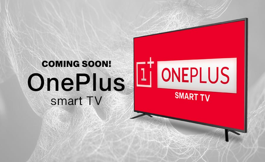 OnePlus TV is Going To be Launched