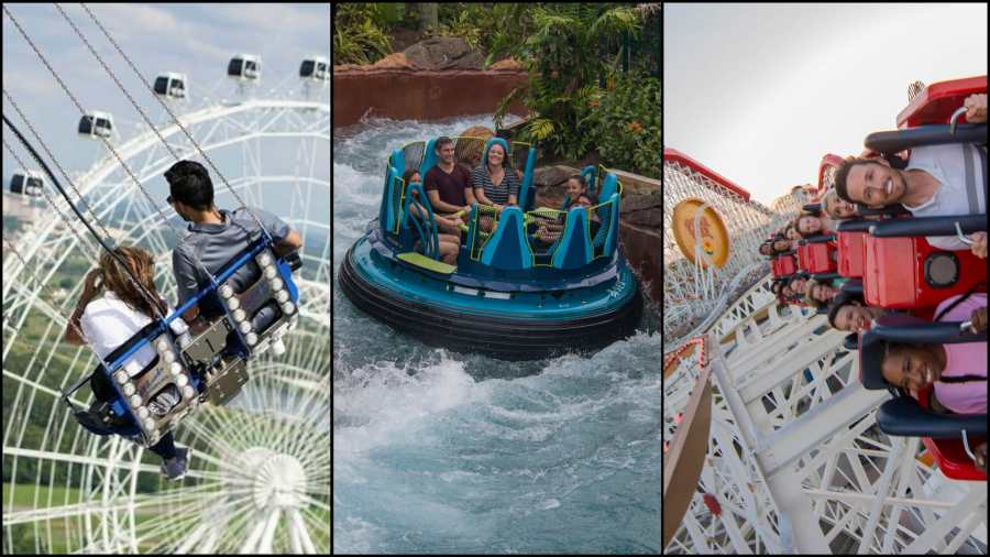 10 Amazing Water Parks from Around the World