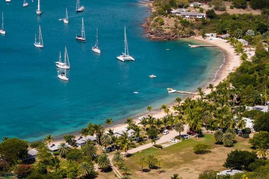 English Harbour Beach, Antigua