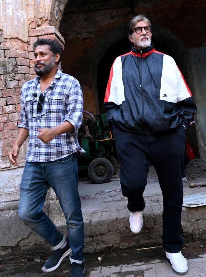 Amitabh Bachchan in Movie Gulabo Sitabo