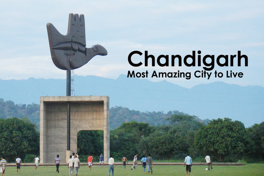 Chandigarh Stands Out to Be The Most Amazing City to Live