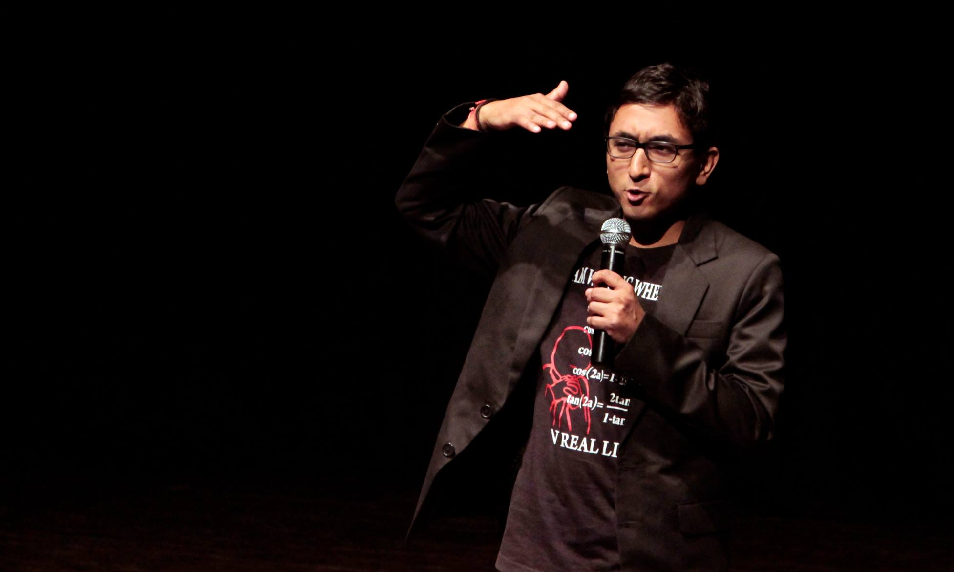 Be a Stand-up comedian