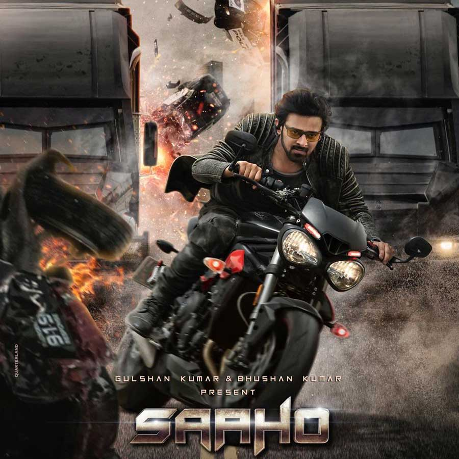 Prabhas is Back in An All New Avatar in Saaho