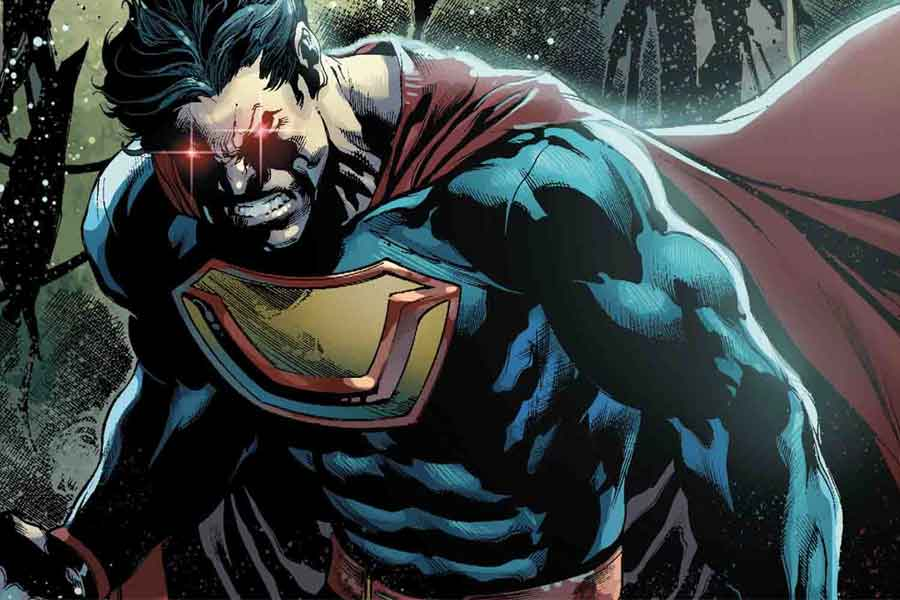 Superman was evil once