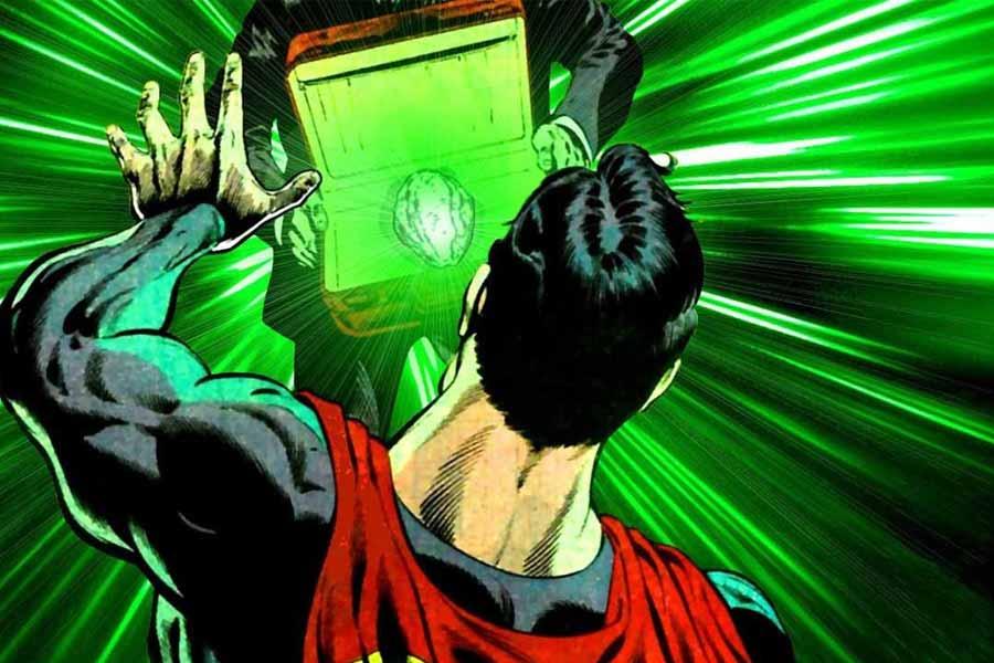 Color of Kryptonite