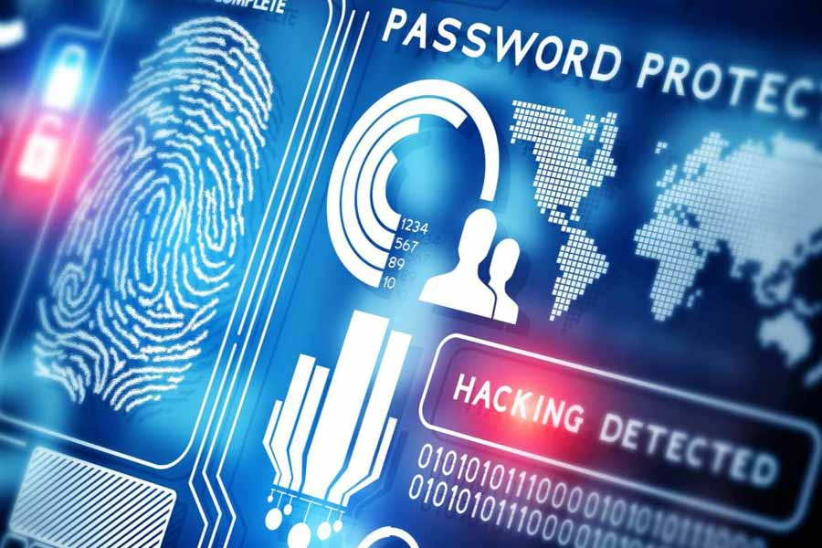 It's a myth that password protected networks are safe from hackers