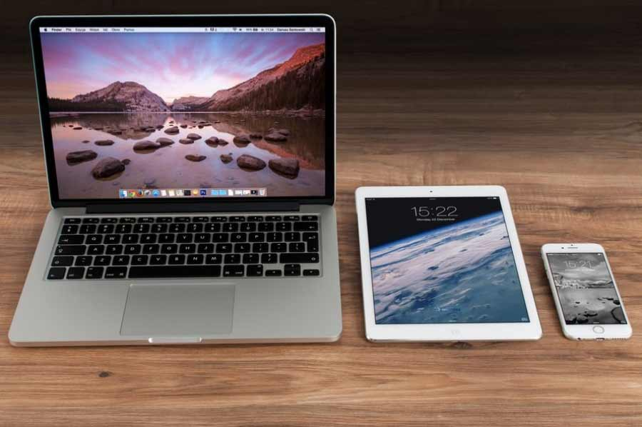It is a myth that Apple gadgets do not catch a virus