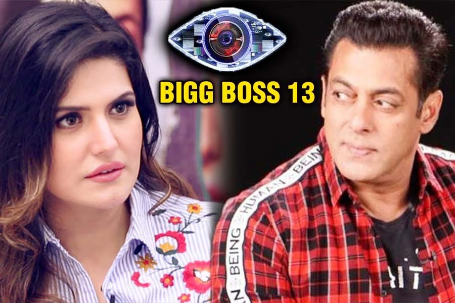 Bigg Boss 13 contestants list