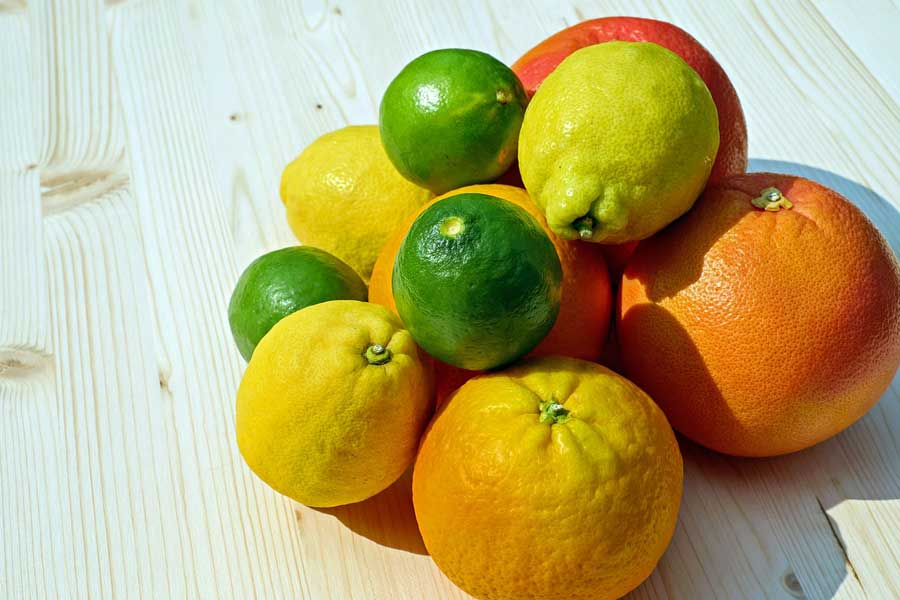 Orange/ Lime