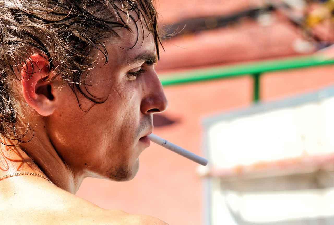 Say strict 'No' to smoking
