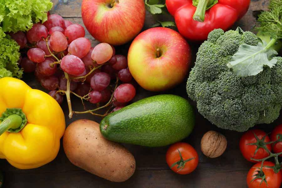 Eat food rich in potassium content