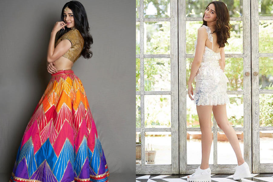 Cutest Ananya Pandey's Wedding Style Diary