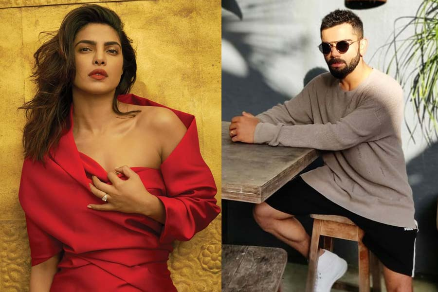 Virat Kohli and Priyanka Chopra Become The Only Indian Celebs To Be Enlisted in Instagram Rich List 2019