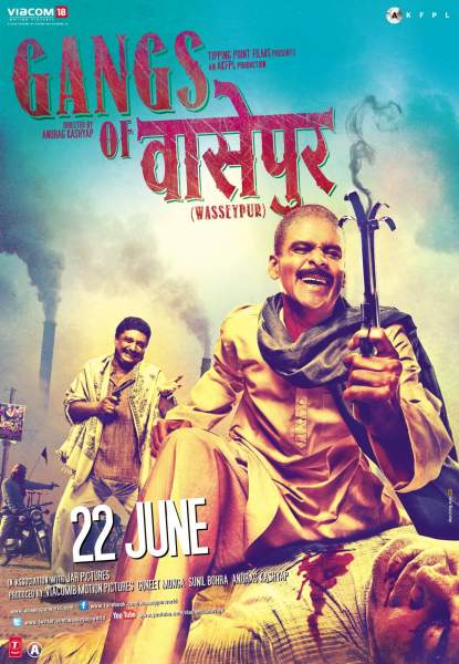 Gangs of Wasseypur Movie