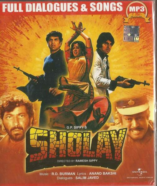 Sholay Movie
