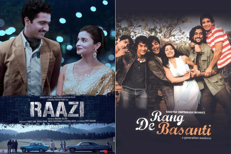 Bollywood Trailblazers Movies