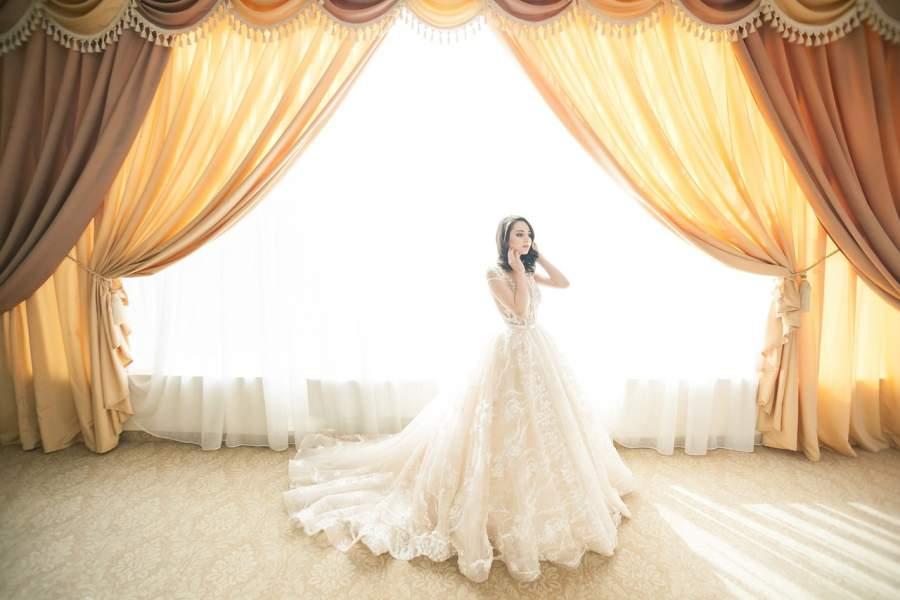 Flattery maxi dress