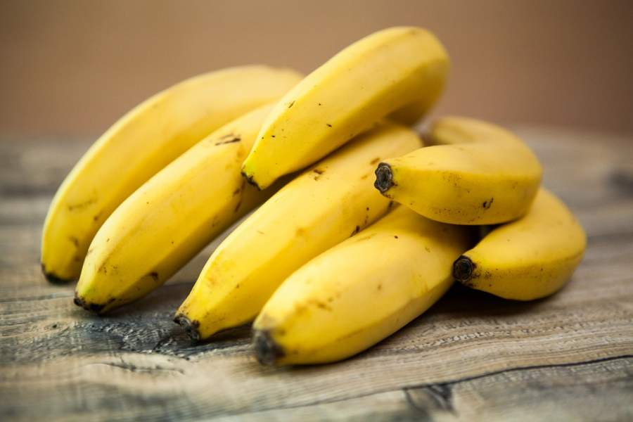 Bananas are stress boosters
