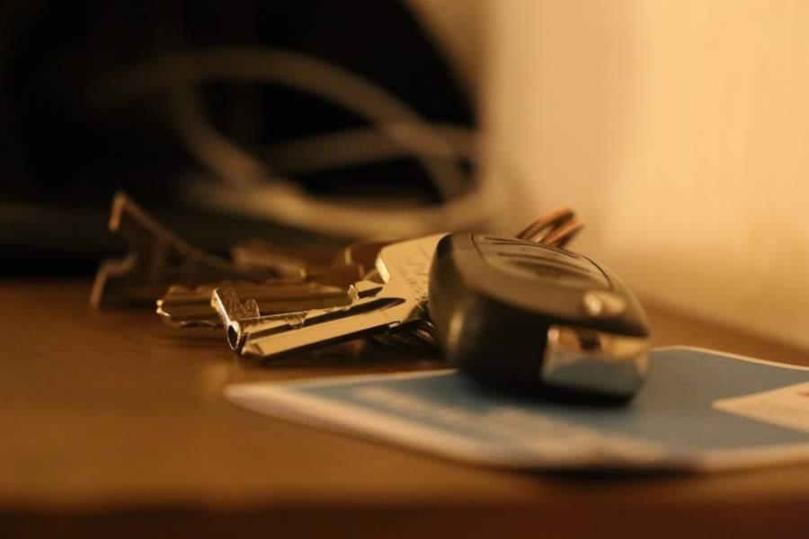Keep your car keys within reach