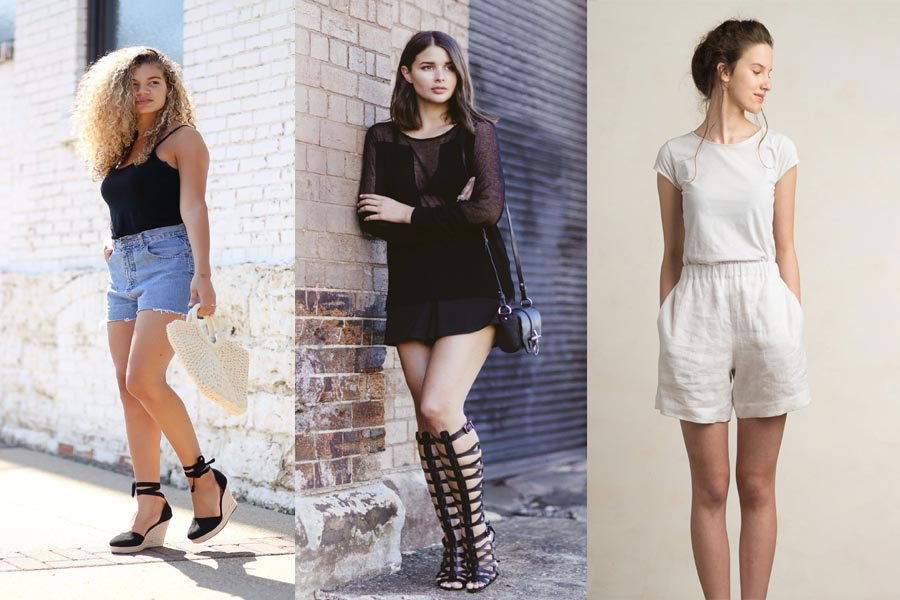 How To Feel Comfortable In Shorts, Past 30