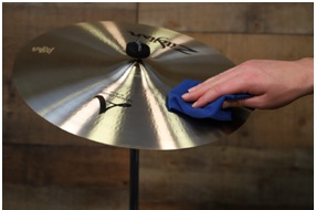 Cleaning Cymbals