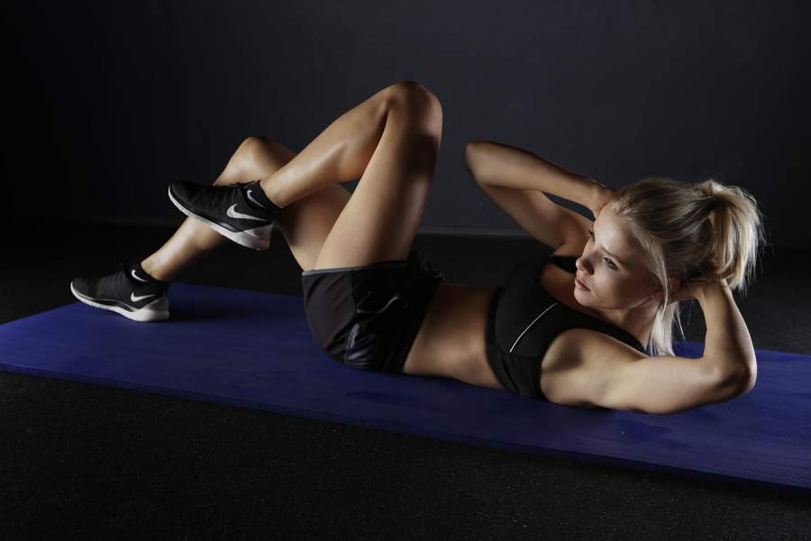 Squeeze a workout in your day