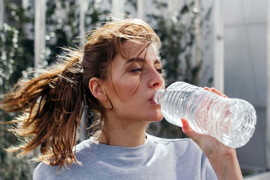 You Should Avoid Drinking Bottled Water