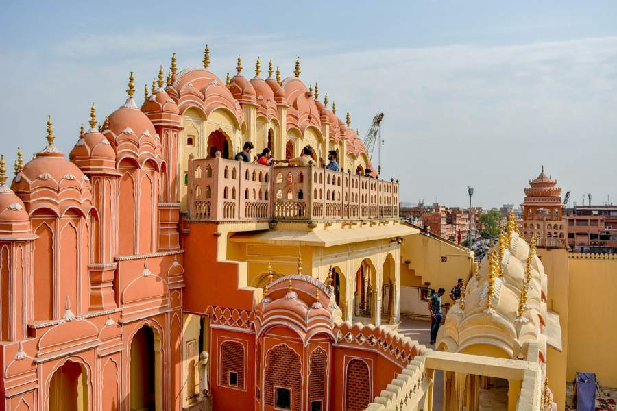 'Pink City' Jaipur That Makes It To The Status Of UNESCO World Heritage Site