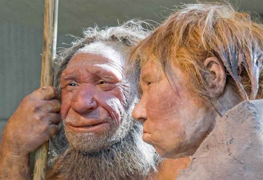 humankind was originally black