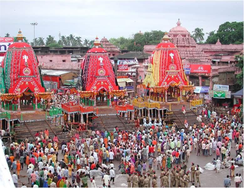 Jagannath Ratha Yatra