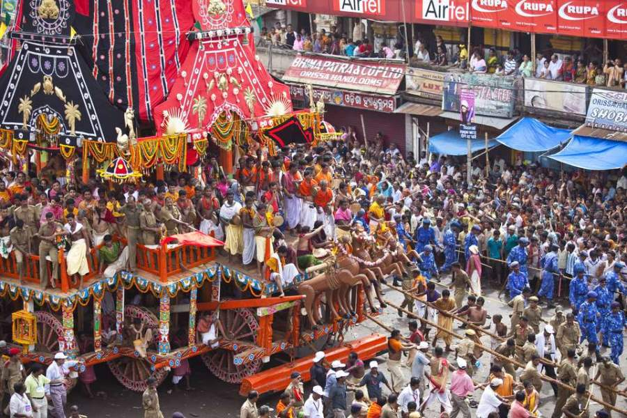 Lord Jagannath Maha Rath Yatra