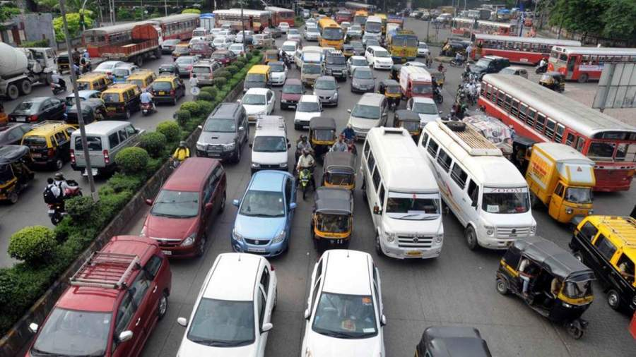 Traffic condition is worsening