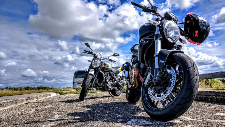 Motorbikes – The Future's Sustainable Transport