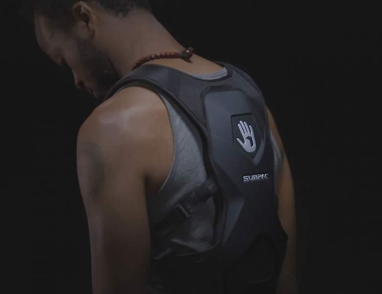 wearable vest