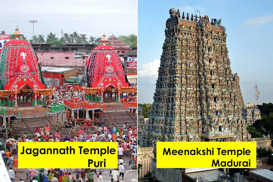 5 Most Beautiful and Richest Temples of India