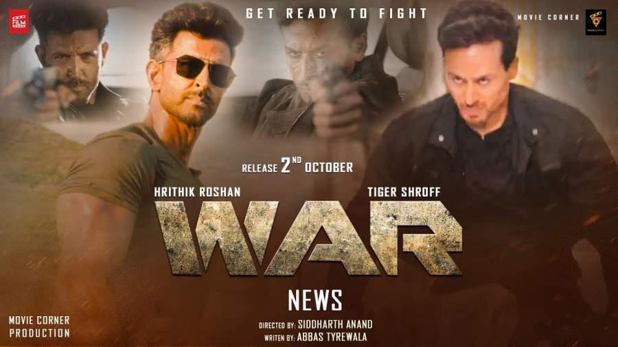 Tiger Shroff's Upcoming Movie 'War'