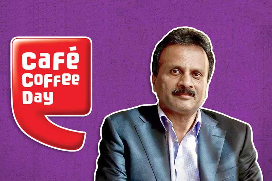 VG Siddhartha, The 'Man Behind Cafe Coffee Day'