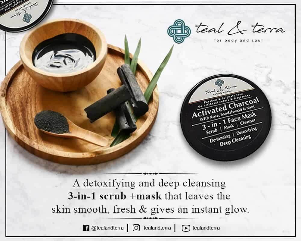 Teal & Terra Organic Beauty Products