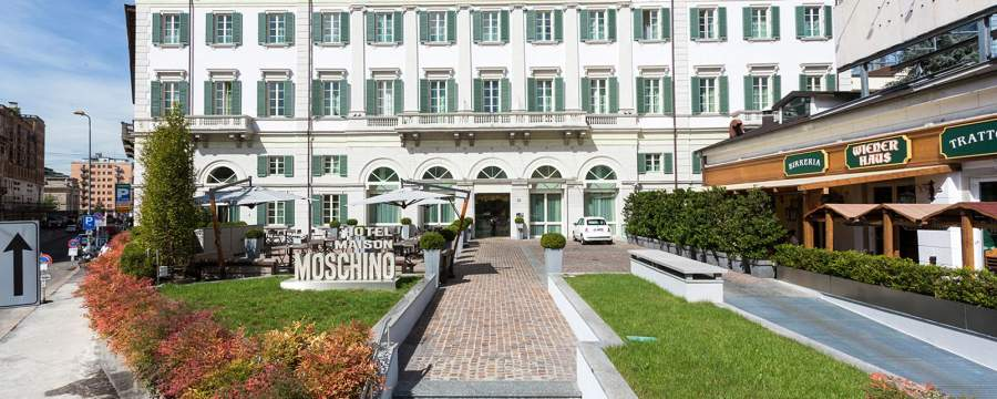 Moschino by Maison Moschino, Milan