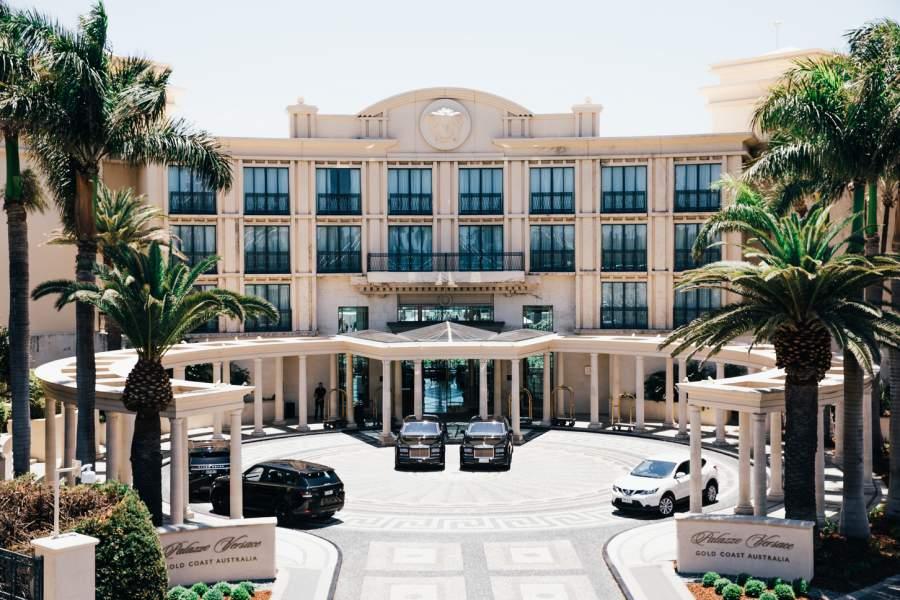 Palazzo Versace, Gold Coast, Australia