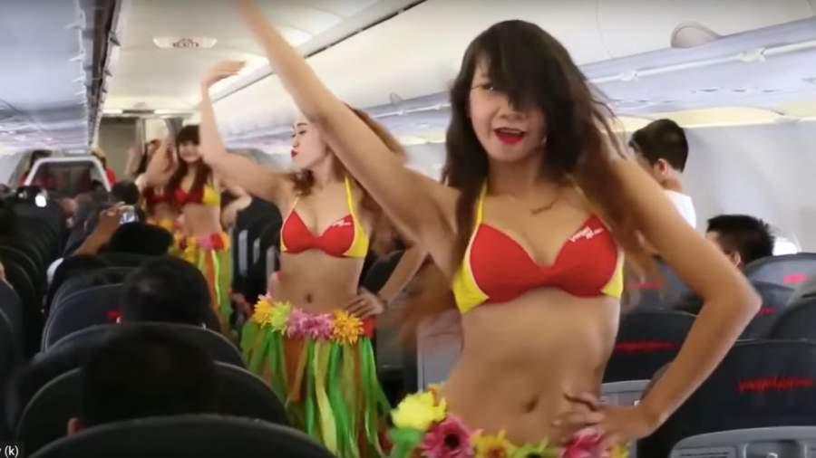 Budget Airline Vietjet