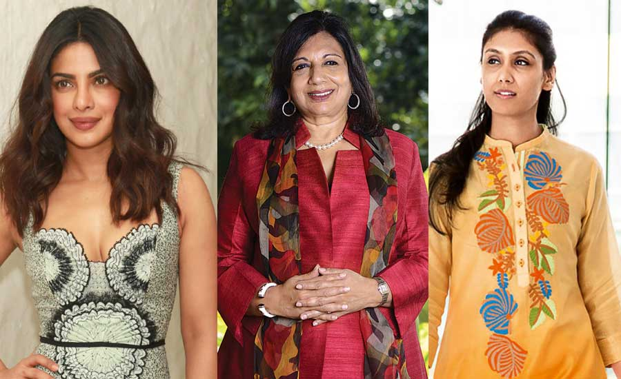 4 Indian Women Who Made It To Forbes '100' List