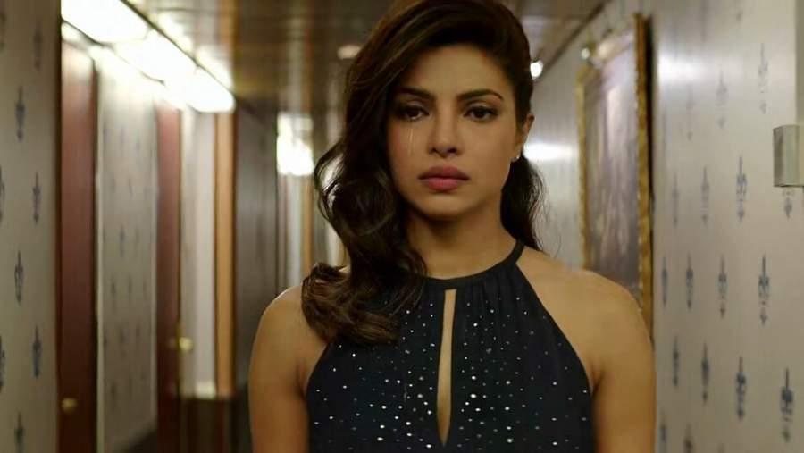 It's all in the hair: Priyanka Chopra